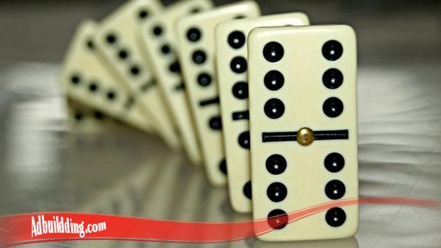 Garis Sejarah Judi Domino